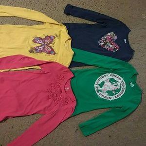 Other - size 5/6 shirt bundle